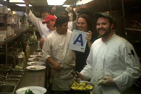 Chef Forrest Mason
